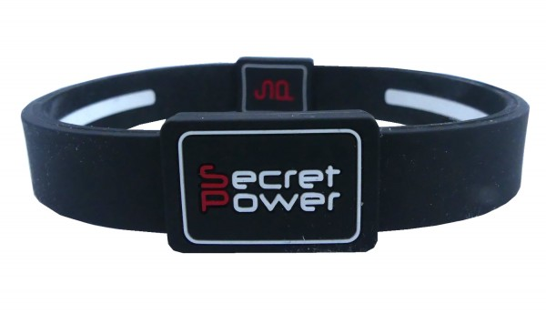 44945_Secret_Power_Armband_Sport_Negative_Ionen_schwarter_Tumalin_Fitness_Silikon_Band