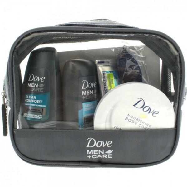44614_Dove_Men+Care_Reiseset_5teilig_Geschenkset_Pflege_Produkte_Kosmetik