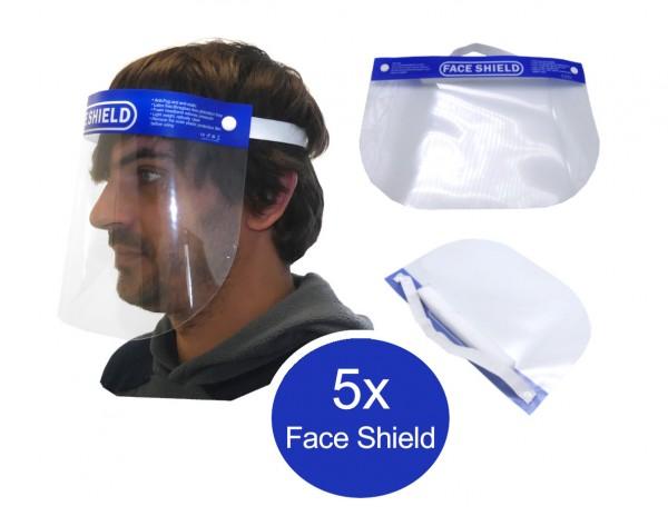 44297_5x_Schutzvisier_Gesichtsschutz_Gesichtsmaske_Schutzschild_Face_Shield_Anti_Fog