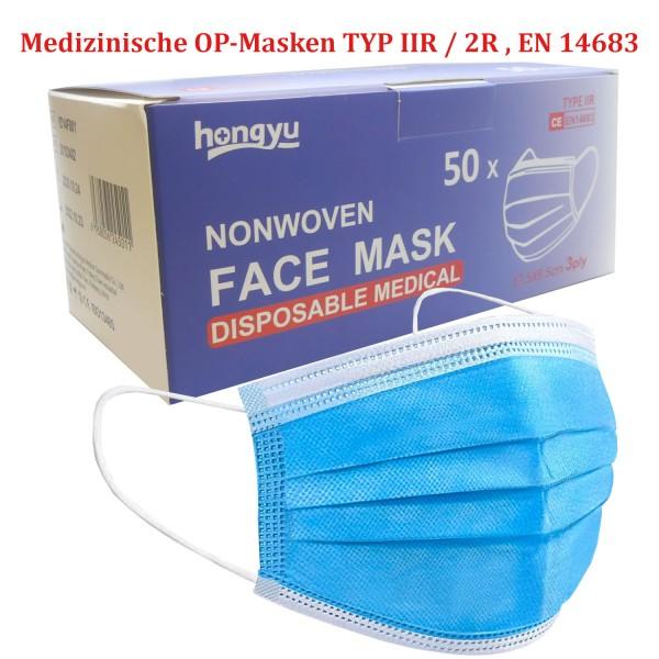46296_250x_Mundschutz_Typ_IIR_/_2R_OP-Maske_Mund_Nasen_Einweg_Maske_DIN_EN14683