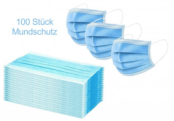 44857_100_STK_Mundschutz_Maske_3-lagig_Hygiene_Einweg_Gummiband_Mundbedeckung