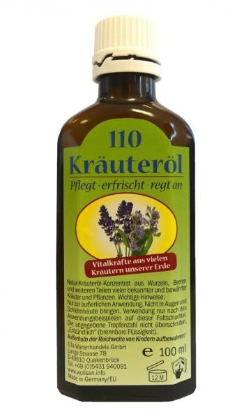 44417_100ml_110_Kräuter_Öl_Massageöl_Vital_Beseitgung_von_Schweißgeruch