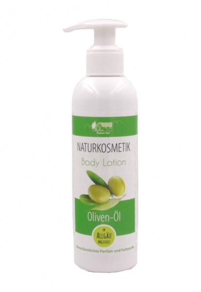 44429_200ml_Oliven-Öl_Body_Lotion_Naturkosmetik_trockene_Haut_Pullach_Hof